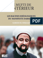 Le Mufti de l'Intérieur, les racines idéologiques du manifeste Darmanin