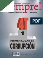 Revista Siempre! 3533