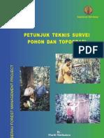 Petunjuk Teknis Survei Pohon Dan Topografi