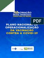 PLANO NACIONAL DE VACINAÇÃO COVID 2021