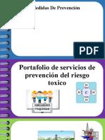 portafolio toxicologia