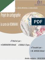 Td Cartographie (ROMMANI)