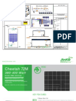 Projeto elétrico das instalações de conexão