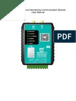DT4000GSCloud Monitoring Communication Module User Manual V1.0.pdf
