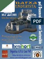 VERSIÓN DEFINITIVA POSTER 2011