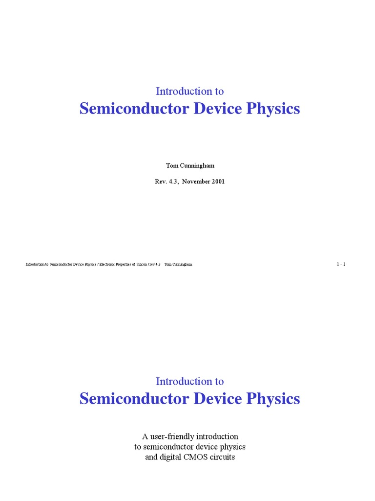 Semiconductordevicephysics 4pt3 Sze Electrical Resistivity And Vertical Bjt Type Esd Device Conductivity Electric Current