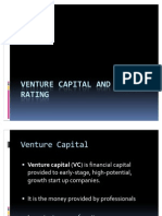 Venture capital and credit rating