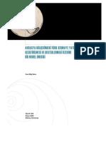 Avrasya Bölgesindeki Türk Sermaye Yatırımlarının Desteklenmesi ve Geliştirilmesi Üzerine Bir Model Onerisi