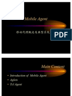 Mobile Agent-1