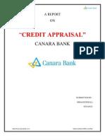 credit-appraisal-canara-bank