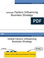 Global factors in Business
