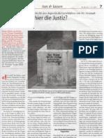 Augustin Wer Sabotiert Hier Die Justiz - 278a Justizfarce Wr. Neustadt