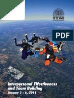 IPR & TEam Building Brochure