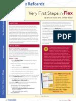 First steps in FLEX