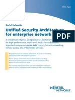 Security Unified Architecture