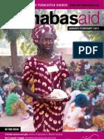 Barnabas Aid January/February 2011