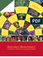 Exploring Biodiversity