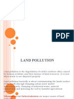 Land Pollution Final