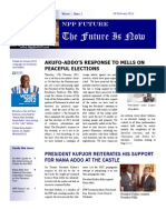 NPP - The Future Is Now (e-newsletter) Vol 1 Issue 2