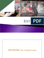 Raymonds Ppt