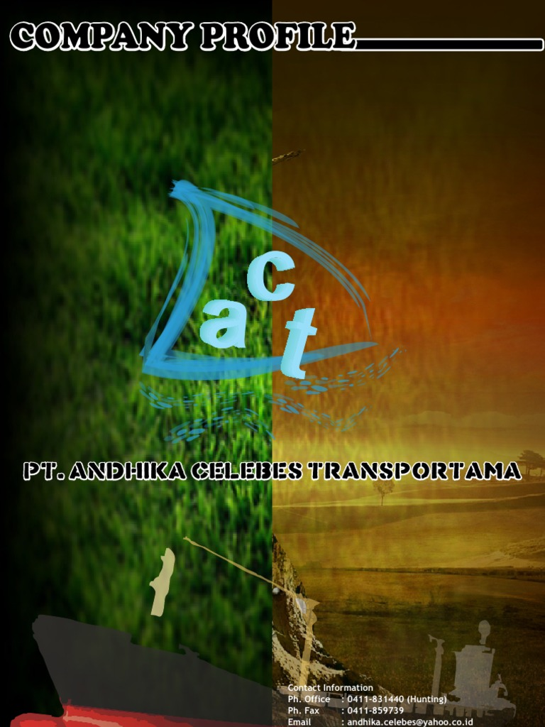Company Profile Pt Andhika Celebes Transport Am A
