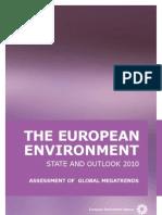 Soer 2010 Global Mega Trends -- assessment of global megatrends for the European environment