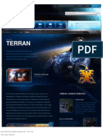 Terran Intro Page - Game - StarCraft II