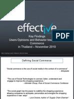 Thailand_Social Commerce Study