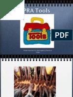 PRA tools