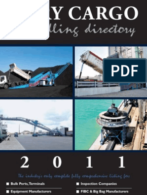 DCI Yearbook 2011 | Loader (Equipment) | Crane (Machine)