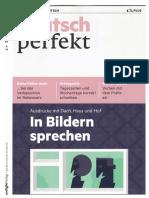 Deutsch Perfekt Plus 4-2019