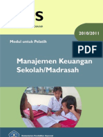 Modul 3 Manajemen Keuangan Sekolah-Madrasah
