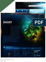 Ghost- Unit Description - Game - StarCraft II