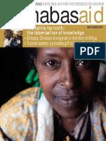 Barnabas Aid May/June 2007