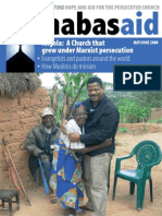 Barnabas Aid May/June 2008