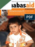 Barnabas Aid September/October 2007