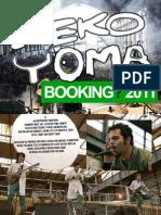 Kekoyoma Dossier 2011 v2.1 ENGLISH