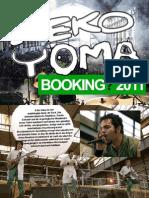 Kekoyoma Dossier 2011 v2.1 GERMAN