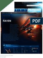 Raven-Unit Description - Game - StarCraft II