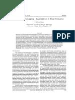 Biobased Packaging - Application in Meat Industry