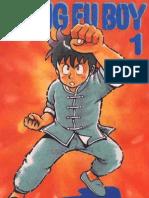 Kungfu Boy Tekken Chinmi 1