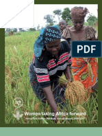 AfricaRice Annual Report 2006-2007
