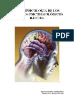 PRINCIPIOS DE PSICOFISIOLOGÍA CLÍNICA II - PROCESOS
