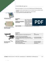 RGB_Remote_Controller_II_datasheet