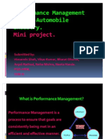 Mini project-PMS