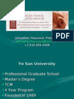 Alternative Medicine Harvard Mayo Clinic Program Osher Institute