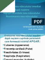 Neonatologie CURS
