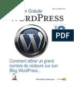 Optimisation d'un blog Wordpress
