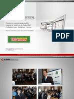 Sistema 108 Alerta Pergamino - Prensa y fotos del lanzamiento. (Alerta Municipios)