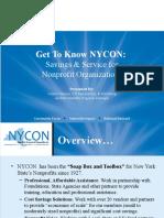 Get to Know NYCON - Membership Orientation